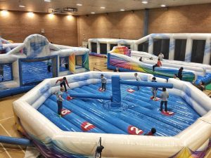 Cloud 9 Indoor Inflatable Arena